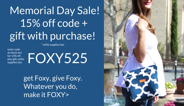 Memorial Day SALE coupon code!