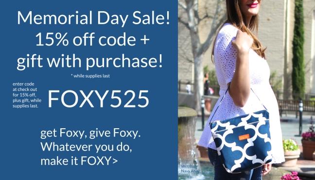 Memorial Day SALE coupon code!