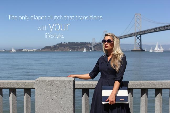 Diaper Clutch Bridge your lifestyle